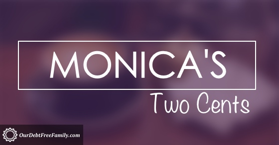 Monica's Two Cents