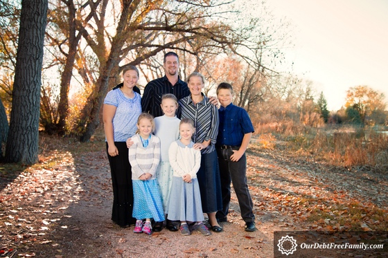 How a Family of 7 Paid Off $137,000 of Debt in 4 Years