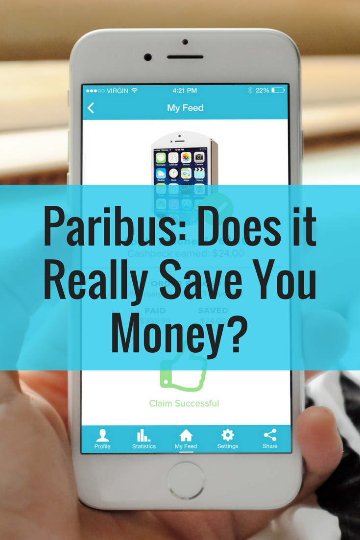 Paribus Review Does It Really Save You Money Our Debt