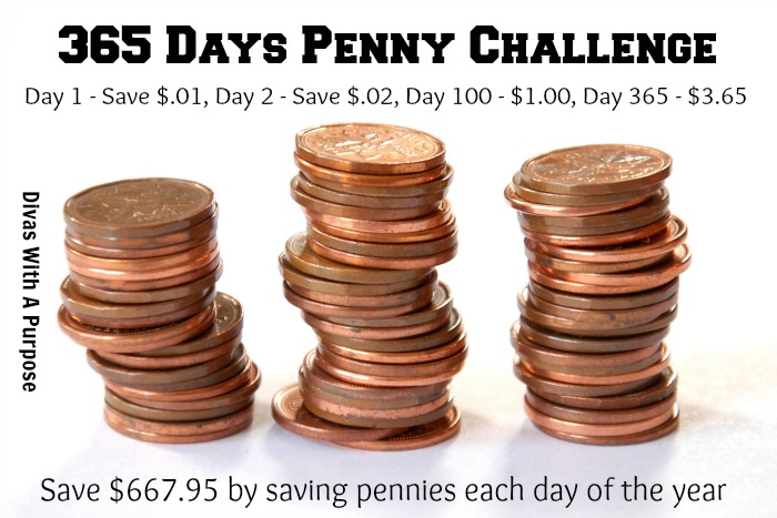 365 Day Money Challenge