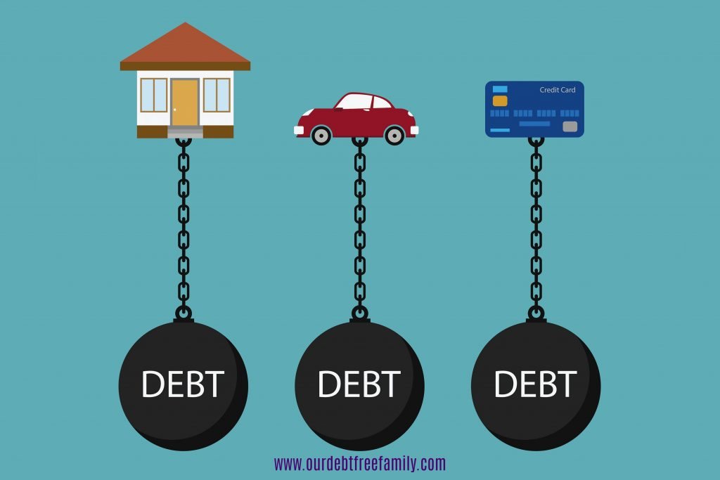 Which debt is worse