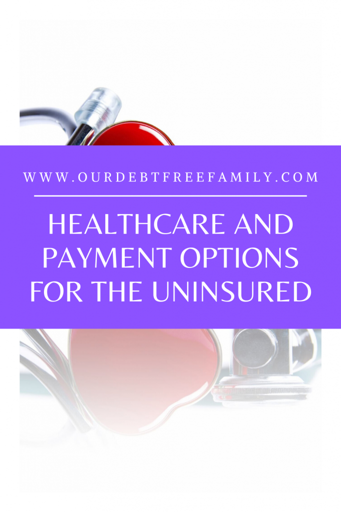 payment options for the uninsured