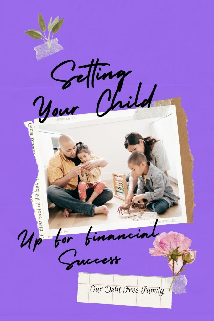 setting your child up for financial success