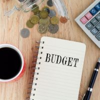 setting a new budget