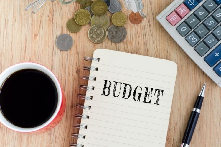Setting a New Budget With Variable Income