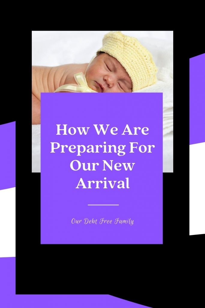 preparing for our new arrival